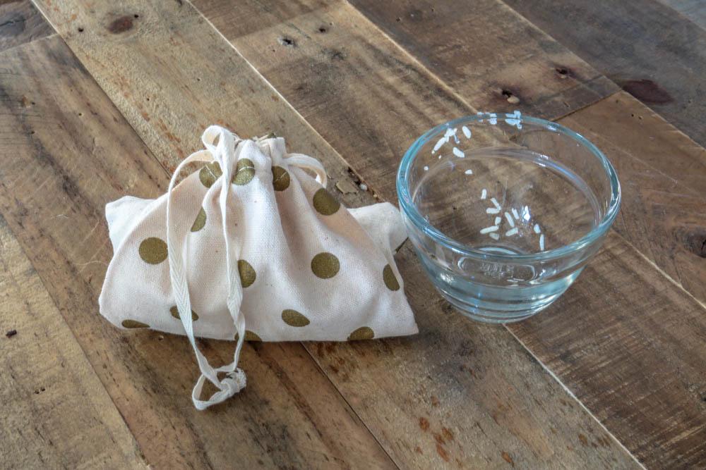 DIY Shoe Pourri Recipe Steps #3