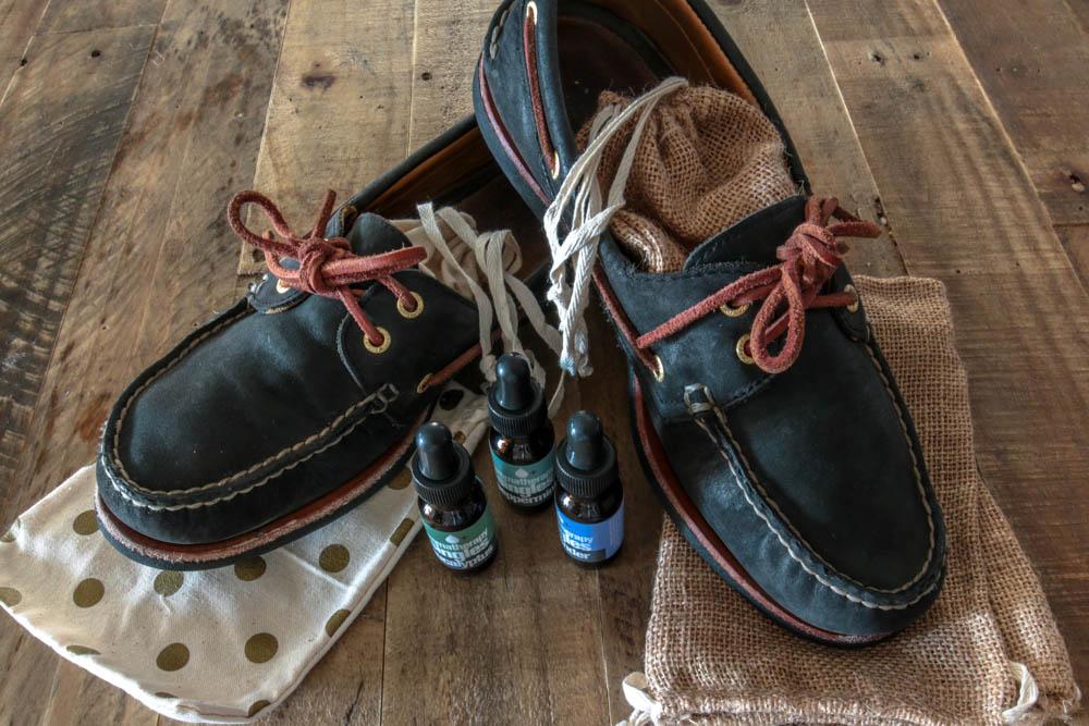 DIY Shoe Pourri Recipe Steps #4