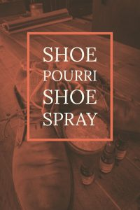 Shoe Pourri Shoe Spray