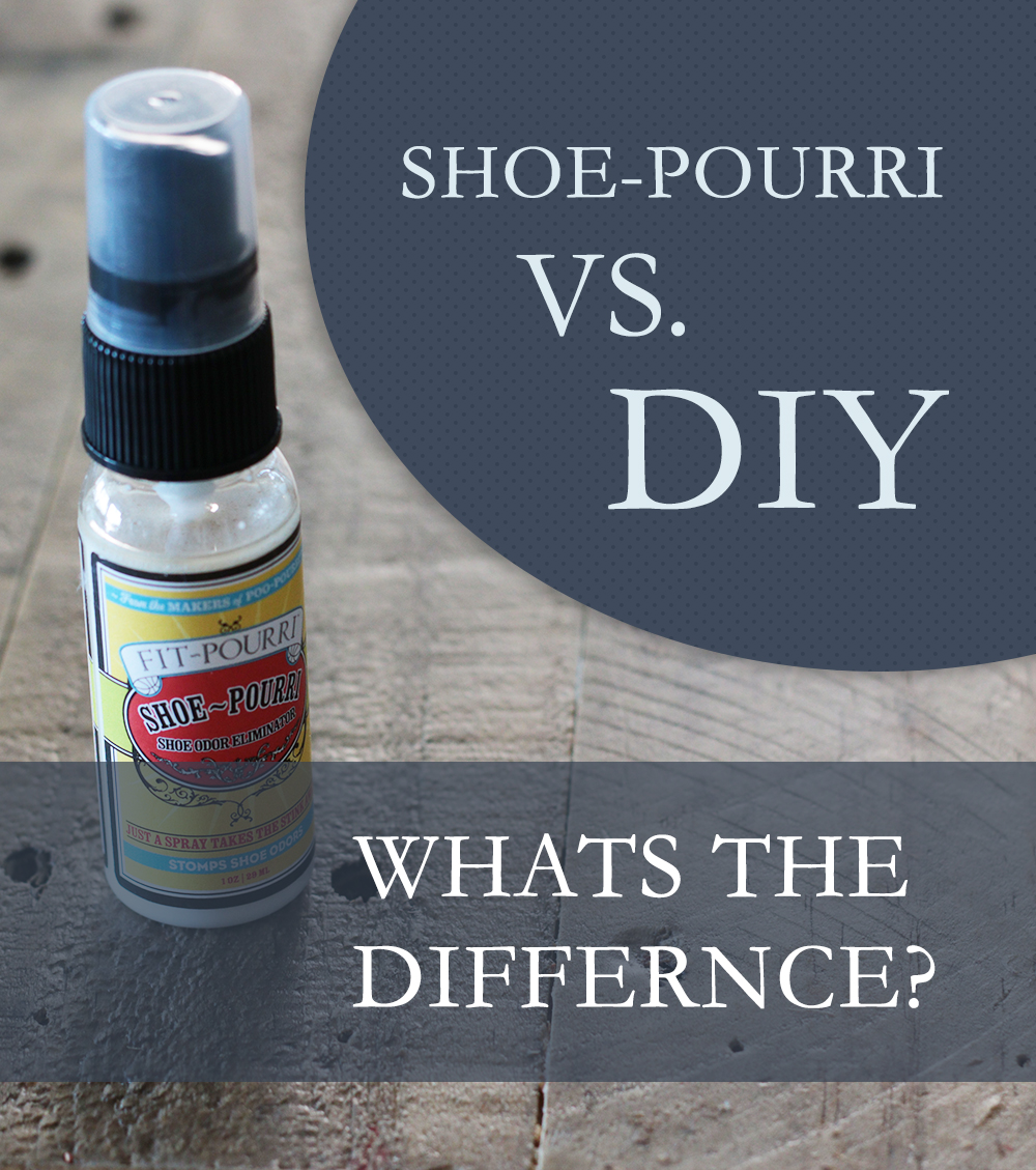Shoe Pourri Review Vs DIY Shoe Pourri