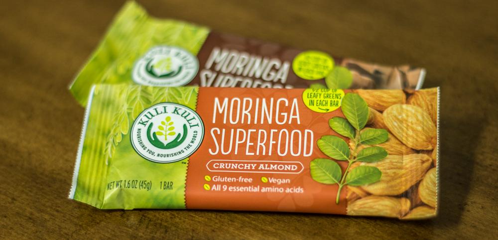 Kuli Kuli Moringa Superfood Bar Review