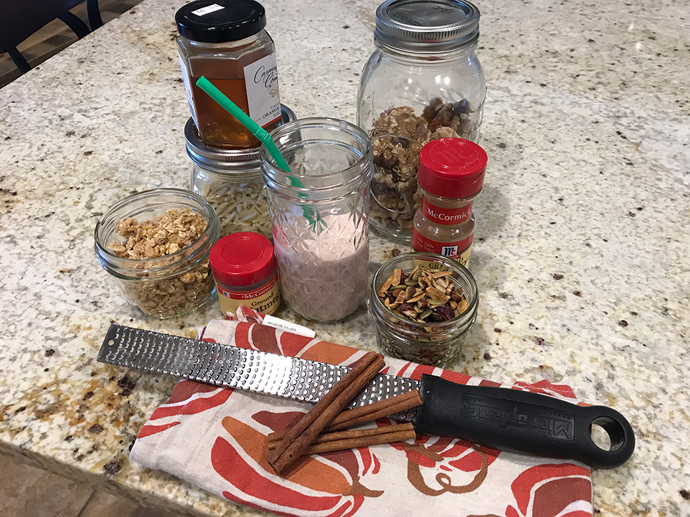 Breakfast with Gallstones – Organic Strawberry Banana Smoothie