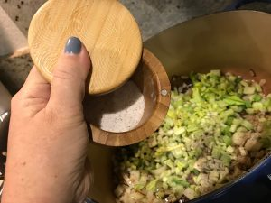 Vegetable Soup - Cooking with Gallstones