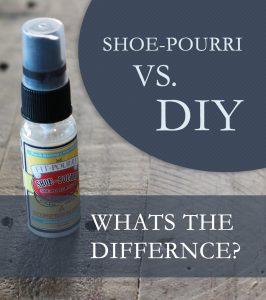 Shoe Pourri Review Vs DIY Shoe Pourri