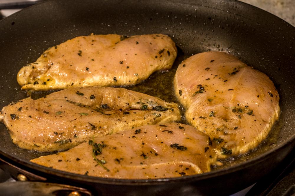 Blackened Chicken Tacos - Cast Iron Skillet