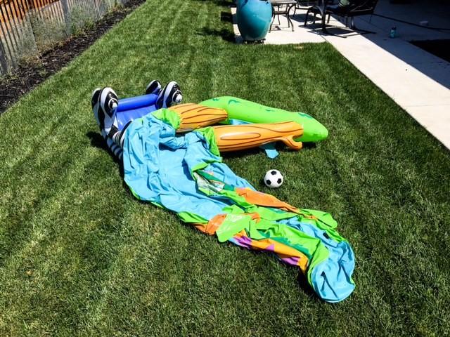 Dangers of Plastic Kid Pools